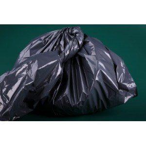 Мешки для мусора ПВД 180л 88х110 (50) в рулонах по 10 шт.
